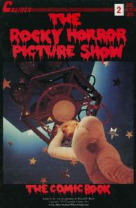 Rocky Horror Picture Show, The: The Comic Book #2 FN; Caliber | save on shipping