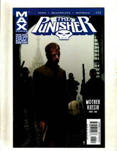 Lot Of 12 Punisher Marvel Comic Books # 13 14 15 16 17 18 19 20 21 22 23 24 RP5
