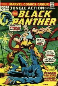 Jungle Action #7 FN; Marvel   save on shipping - details inside