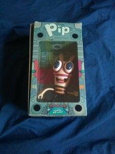 PIP + NORTON Critterbox Vinyl Figures DAVE COOPER 2004 LTD