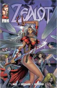 Zealot #1, NM- (Stock photo)