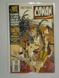 Conan #1 6.0 FN (1995 Marvel)