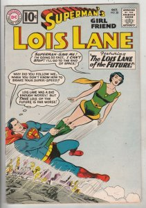 Lois Lane, Superman's Girlfriend  #28 (Oct-61) VF/NM High-Grade Superman, Loi...