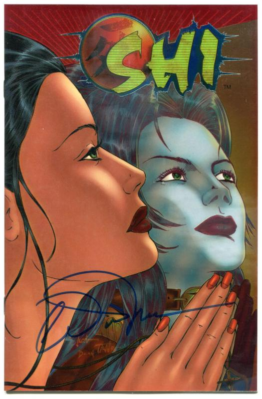 SHI #7 - Chromium Edition, NM-, Signed William Tucci, Femme, 1996, more in store