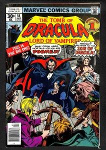 Tomb of Dracula #54 (1977)