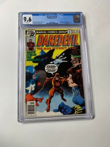 Daredevil 157 Cgc 9.6 White Pages Marvel