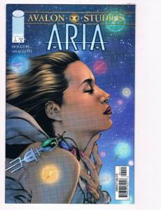 Aria # 1 NM Avalon Studios Image Comic Book First Print Jay Anacleto B98