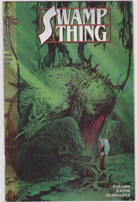 Swamp Thing #135