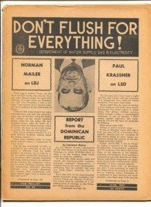 Realist #65 6/1965-Paul Krassner Counter culture magazine -Underground comix ...