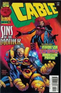 Cable (1993 series) #44, NM + (Stock photo)