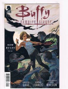 Buffy Vampire # 1 Season 10 NM 1st Print Variant Cover Dark Horse Comics Hot S65