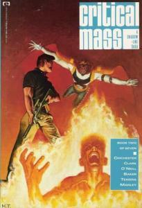 Shadowline Saga: Critical Mass #2, NM + (Stock photo)
