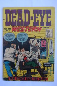 Dead-Eye Western Comics V2 #2
