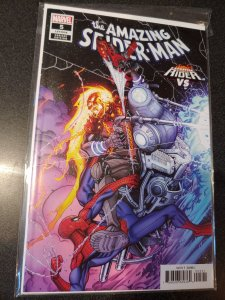 THE AMAZING SPIDER-MAN #5 VARIANT COSMIC GHOST RIDER
