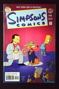 Simpsons Comics #45 (1999)