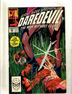 Lot of 10 Daredevil Marvel Comics #260 283 297 325 454 455 456 457 458 459 HY7