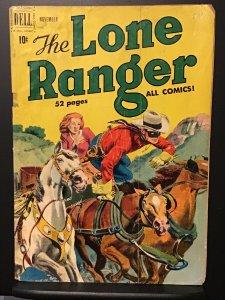 The Lone Ranger #29 (1950) Good 2.0