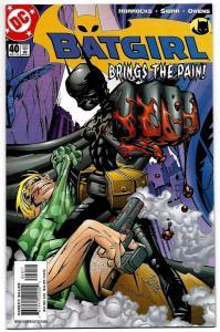 Batgirl #40 (DC, 2003) NM