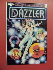 DAZZLER #1    (9.0 to 9.4 or better)  MARVEL COMICS