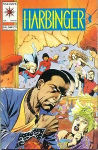 Harbinger (1992 series) #19, NM + (Stock photo)