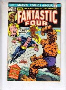 Fantastic Four #147 (Jun-74) FN+ Mid-High-Grade Fantastic Four, Mr. Fantastic...