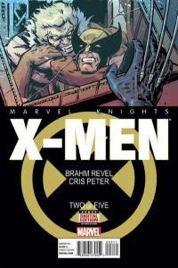 Marvel Knights: X-Men #2, NM (Stock photo)