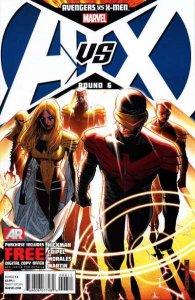 Avengers vs. X-Men #6, NM + (Stock photo)