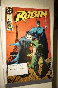Robin #1 w/ Poster