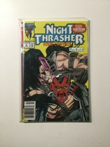 Night Thrasher: Four Control #2 (1992) HPA