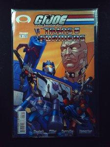 G.I. Joe vs. The Transformers #2 (2003)
