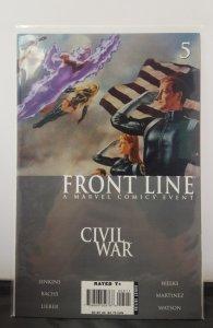 Civil War: Front Line #5 (2006)