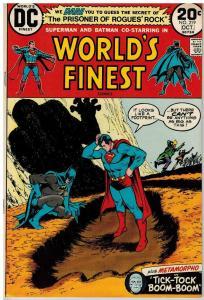 WORLDS FINEST 219 VF-NM COMICS BOOK