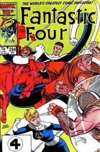 Fantastic Four (1961 series) #294, NM- (Stock photo)
