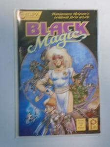 Black Magic #1 8.0/VF (1990)
