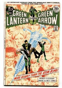 GREEN LANTERN #86-ANTI-DRUG ISSUE-GOLDEN AGE REPRINT- FN/VF