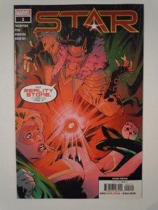 Star #1 (2020) 2nd Printing