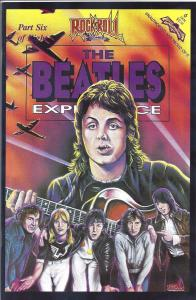 THE BEATLE'S EXPERIENCE # 6 of EIGHT - ROCK N ROLL COMIC