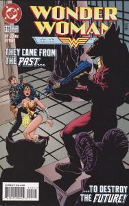 Wonder Woman #115