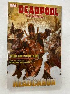 Deadpool Classic TPB #17 8.0 VF (2017)