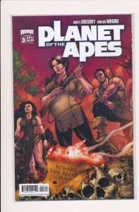 Planet of the Apes #3  ~ BOOM! Comics ~ NM (HX402)