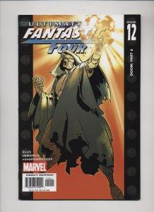 Ultimate Fantastic Four #12 (2004)