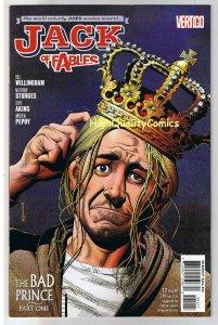 JACK of FABLES #12, NM+, Bill Willingham, 2006, more Vertigo in store