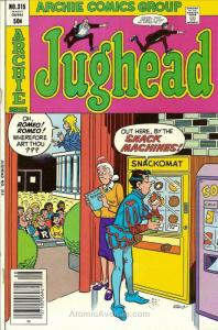 Jughead (Vol. 1) #315 FN; Archie | save on shipping - details inside