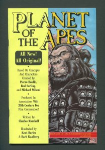 Planet of the Apes #1  /  9.4 NM  /  April 1990