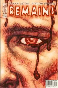 Remains #5 VF/NM; IDW   save on shipping - details inside