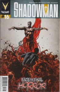 Shadowman (4th Series) #16 FN; Valiant | save on shipping - details inside