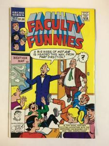 FACULTY FUNNIES (1989-1990)4 VF-NM Mar 1990 COMICS BOOK