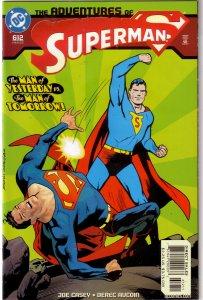 Adventures of Superman   vol. 1   #612 VF/NM