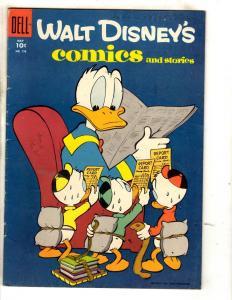 Walt Disney's Comics & Stories # 176 FN- Dell Golden Age Comic Book JL19