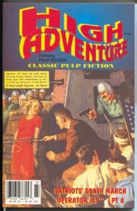 High Adventure #26 1996-Operator # 5 pulp reprints-VF/NM